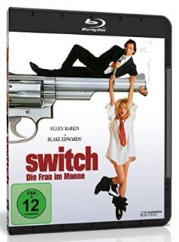 Switch - Die Frau im Manne (1991) [Blu-ray]