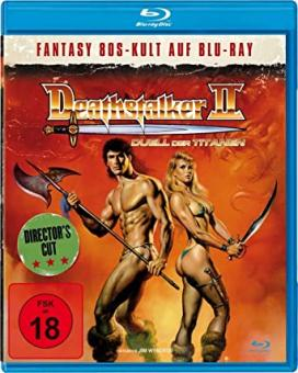 Deathstalker 2 - Duell der Titanen (Uncut) (1987) [FSK 18] [Blu-ray]