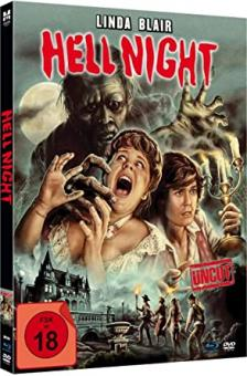 Hell Night (Limited Mediabook, Blu-ray+DVD) (1981) [FSK 18] [Blu-ray]