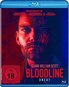 Bloodline (Uncut) (2018) [FSK 18] [Blu-ray]