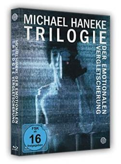 Michael Haneke - Trilogie der emotionalen Vergletscherung (Limited 3 Disc Mediabook) [Blu-ray]