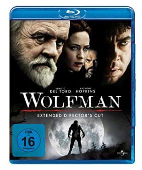 Wolfman (Extended Director's Cut) (2010) [Blu-ray] [Gebraucht - Zustand (Sehr Gut)]