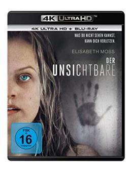 Der Unsichtbare (4K Ultra HD+Blu-ray) (2020) [4K Ultra HD]
