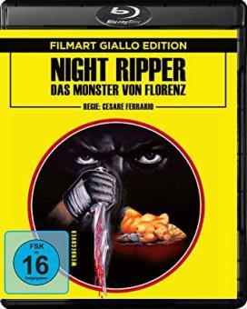 Night Ripper - Das Monster von Florenz (Uncut) (1986) [Blu-ray]
