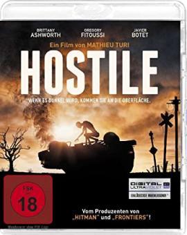 Hostile (2017) [FSK 18] [Blu-ray] [Gebraucht - Zustand (Sehr Gut)]