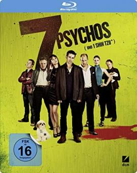 7 Psychos (Limitierte Steelbook Edition) (2012) [Blu-ray]
