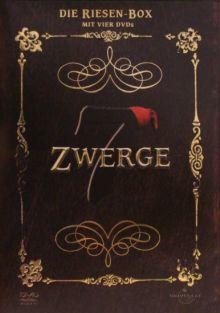 7 Zwerge - Box (Zipfel-Edition + Zauberspiegel-Edition, 4 DVDs)