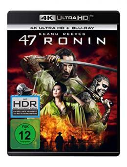 47 Ronin (4K Ultra HD+Blu-ray) (2013) [4K Ultra HD]