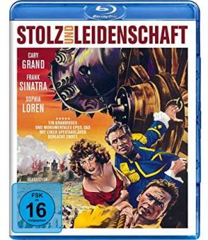 Stolz und Leidenschaft (1957) [Blu-ray]