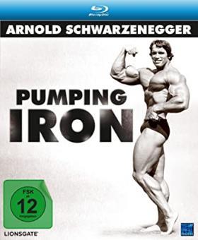 Pumping Iron (1977) [Blu-ray]