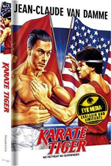 Karate Tiger (Limited Mediabook, 2 Blu-ray's, Cover E) (1985) [Blu-ray]