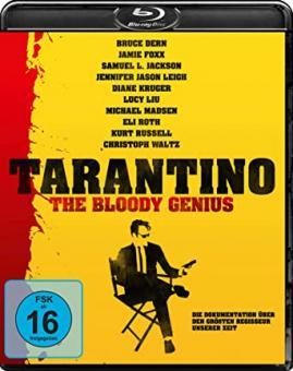 Tarantino - The Bloody Genius (2019) [Blu-ray]