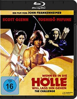 Wenn er in die Hölle will, lass ihn gehen - The Challenge (1982) [Blu-ray]