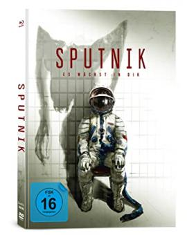 Sputnik (Limited Mediabook, Blu-ray+DVD) (2020) [Blu-ray]