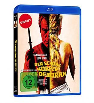 Der Schöne Körper der Deborah (Uncut) (1968) [Blu-ray]