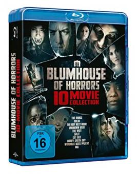 Blumhouse of Horrors - 10-Movie Collection (10 Discs) [Blu-ray]