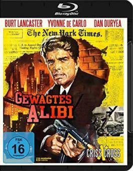 Gewagtes Alibi (1949) [Blu-ray]