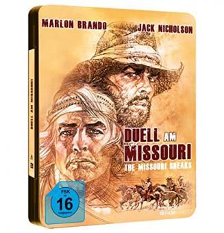 Duell am Missouri (Limited FuturePak) (1976) [Blu-ray]