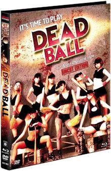 Deadball (Limited Mediabook, Blu-ray+DVD, Cover B) (2011) [FSK 18] [Blu-ray]