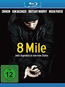 8 Mile (2002) [Blu-ray]