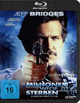 8 Millionen Wege zu sterben (1986) [Blu-ray)