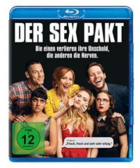 Der Sex Pakt (2018) [Blu-ray]