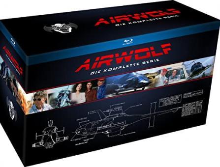 Airwolf - Die komplette Serie (14 Discs) [Blu-ray]