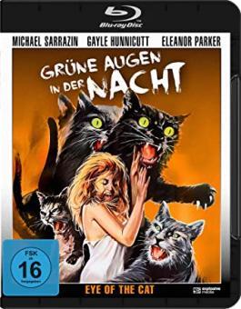 Grüne Augen in der Nacht - Eye of the Cat (1969) [Blu-ray]