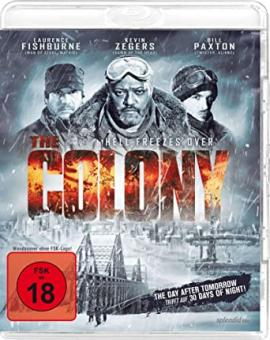 The Colony - Hell Freezes Over (2013) [FSK 18] [Blu-ray]