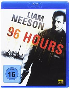 96 Hours (2008) [Blu-ray]
