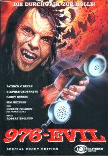 976-Evil - Durchwahl zur Hölle (Kleine Hartbox, Cover B) (1988) [FSK 18]