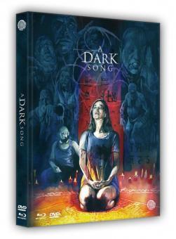 A Dark Song (Limited Mediabook, Blu-ray+DVD) (2016) [FSK 18] [Blu-ray]