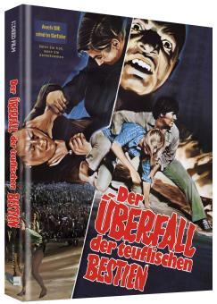 Rabid - Der Überfall der teuflischen Bestien (Limited Mediabook, Blu-ray+DVD, Cover A) (1977) [FSK 18] [Blu-ray]