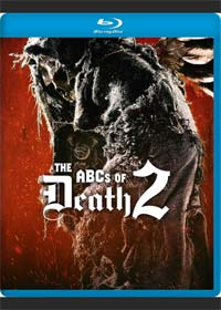 ABCs of Death 2 (Uncut) (2014) [FSK 18] [Blu-ray]