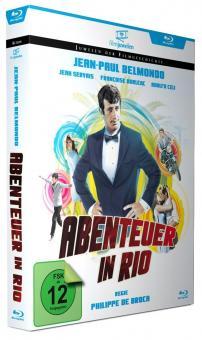 Abenteuer in Rio (1964) [Blu-ray]