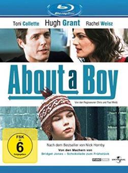 About a Boy oder: Der Tag der toten Ente (2002) [Blu-ray]