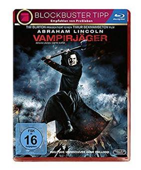 Abraham Lincoln - Vampirjäger (2012) [Blu-ray]