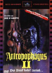 Antropophagus II (Absurd) (1981) [FSK 18]