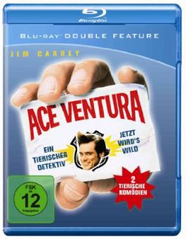 Ace Ventura 1&2 (2 Discs) [Blu-ray]