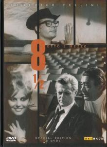 8 1/2 (Special Edition, 2 DVDs) (1963)