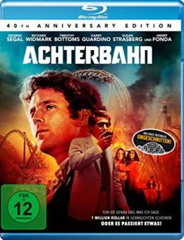Achterbahn - 40th Anniversary Edition (1977) [Blu-ray]