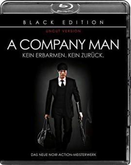 A Company Man (Black Edition, Uncut) (2012) [FSK 18] [Blu-ray]