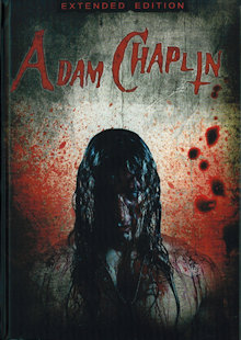 Adam Chaplin - Uncut (Limited Mediabook, Blu-ray + DVD, Cover A) [FSK 18] [Blu-ray]