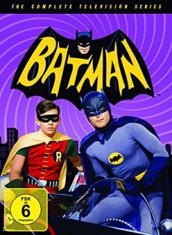 Batman - Die komplette Serie (18 DVDs)