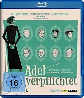 Adel verpflichtet (1949) [Blu-ray]