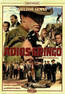 Adios Gringo (Uncut, Cover B) (1965) [FSK 18]