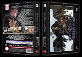 Dellamorte Dellamore (Mediabook, 3DBlu-ray, Blu-ray+DVD, Limitiert auf 222 Stück, inkl. Soundtrack CD, Cover B) (1994) [FSK 18] [3D Blu-ray]