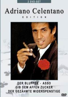 Adriano Celentano Edition (2 DVDs)