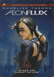 Aeon Flux (Limited Steelbook) (2005)