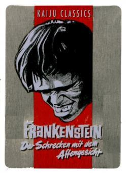 Frankenstein - Der Schrecken mit dem Affengesicht (Metalpak, + CD) (1965)